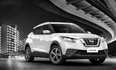 Nissan Kicks S Direct