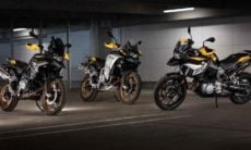 BMW apresenta as novas BMW F750GS, F850GS e F850 GS Adventure 2021